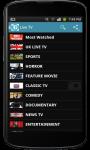 Live TV : Watch TV Free screenshot 2/6
