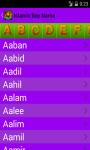 Islamic Name screenshot 3/5