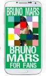 Bruno Mars Games Puzzle screenshot 6/6