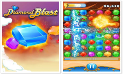 Magic Gems game For Android screenshot 3/6