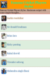 Famous Cricket Players Styles screenshot 3/4