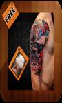 Tattoo Photo Editor screenshot 1/6