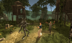 Mushroom Beast Simulation 3D screenshot 2/6