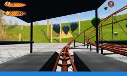 Roller Coaster Balloon Tap screenshot 1/6