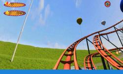 Roller Coaster Balloon Tap screenshot 2/6