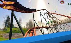 Roller Coaster Balloon Tap screenshot 5/6