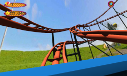 Roller Coaster Balloon Tap screenshot 6/6