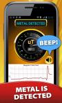 Gold Metal Detector screenshot 1/3