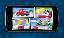Wheely - The little car screenshot 2/4
