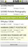 eOrder Sales App screenshot 2/6