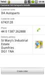 eOrder Sales App screenshot 4/6