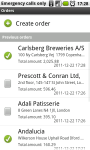 eOrder Sales App screenshot 5/6
