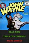 John Wayne comic book  screenshot 1/3