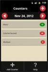 Routine Counters screenshot 1/6