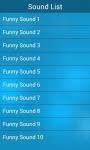 My Funny Sound screenshot 1/5