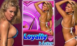 Loyalty Meter screenshot 1/4