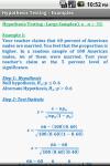 Statistics Quick Reference screenshot 3/6