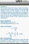 Statistics Quick Reference screenshot 4/6
