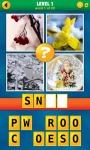 4 Pics 1 Word Plus screenshot 3/6