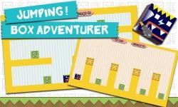 Jumping Box Adventurer screenshot 1/2