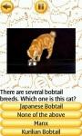 Cat Breeds Quiz screenshot 1/4