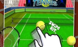 International Tennis Court screenshot 1/4