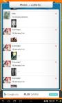PeopleandFaces - Make new friends - Chat-Messenger screenshot 4/5