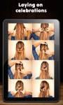 Simple hairstyles screenshot 2/3