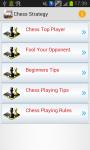 Chess Strategy and Tricks screenshot 1/3
