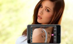 Cool Tattoo Camera screenshot 4/5