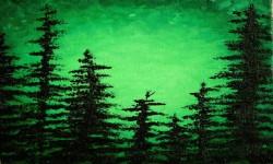 Rain Forest Live Wallpaper HD screenshot 2/5