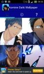 Kuroko no Basuke Aomine Daiki Anime Wallpaper screenshot 3/6