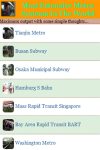 Most Extensive Metro Systems In The World screenshot 2/3