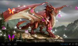 3D Dragon Live Wallpapers screenshot 5/5