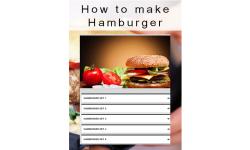 how to make hamburger screenshot 1/3