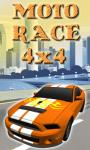 Moto Race 4X4 Free screenshot 1/1