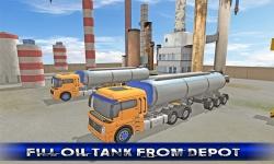 Off Road Oil Truck Driving screenshot 1/5