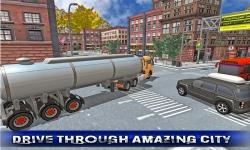 Off Road Oil Truck Driving screenshot 2/5