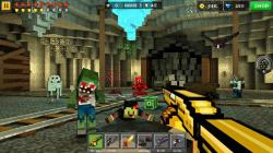 Pixel Gun 3D Pocket Edition fresh screenshot 1/6