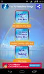 Top 70 Preschool Songs With Lyrics screenshot 3/6
