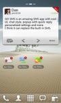 GO SMS Widget screenshot 5/6