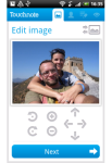 Touchnote Postcards for Android screenshot 2/4