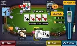 Texas HoldEm Poker Deluxe DE screenshot 3/6