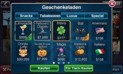 Texas HoldEm Poker Deluxe DE screenshot 5/6