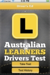 Australian Learner Drivers Test screenshot 1/1