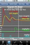 AnestAssist PK/PD screenshot 1/1