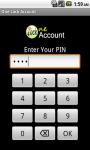 Free One Lock Account screenshot 2/6