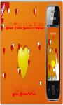 Magic Touch Hearts Live Wallpaper screenshot 1/4