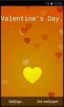 Magic Touch Hearts Live Wallpaper screenshot 4/4
