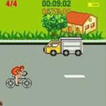 RaceByCycle Free screenshot 2/2